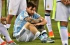 Maradona: 'Cứ vào phòng tắm 20 lần trước trận, Messi không thể là thủ lĩnh'