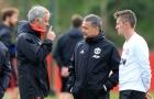 Hàng loạt sao trẻ được gọi lên đội một Man Utd