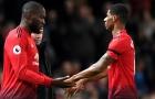 Sau tất cả, HLV Mourinho nên chọn Rashford hay Lukaku?