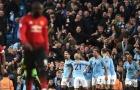 4 thống kê nói lên khoảng cách xa vời của Man City so với Man United
