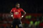 Đã rõ lí do Mourinho không dùng Fred