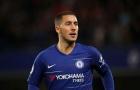 Hazard kể tên 2 cầu thủ xuất sắc hơn mình, không có Messi và Ronaldo