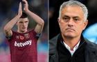 Man Utd chính thức hỏi mua 'cái tên lạ' của West Ham