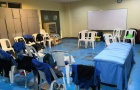 Làm khách của Philippines, Thái Lan nhận phòng thay đồ siêu tệ