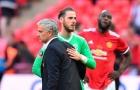 Đội hình Man Utd sốc bởi lời Mourinho nói với De Gea