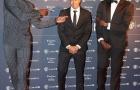 Dàn sao Quỷ đỏ bảnh bao dự Gala của UNICEF, chỉ Pogba ăn mặc lạ đời