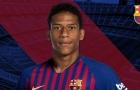 CHÍNH THỨC: Barcelona đón 'số 6' mới từ Pháp