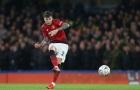 Đội hình kết hợp Man Utd và Liverpool: 4 Quỷ đỏ góp mặt