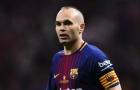 Rashford, Lingard sát cánh Iniesta, Xavi trong 'dream team' được Van Gaal cho ra mắt