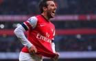 'Huyền thoại đã trở lại' - fan Arsenal đồng lòng đón chào Cazorla