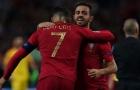 Giải thưởng cá nhân ở Nations League: Sao Man City và tân binh Barca được vinh danh