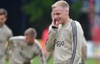 XONG! Sao Ajax chọn Man Utd là bến đỗ trong mơ