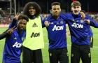 Đánh giá cơ hội ra sân của bộ tứ tài năng trẻ Man Utd