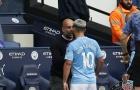 Pep Guardiola hé lộ mâu thuẫn với Sergio Aguero