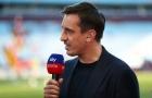 Gary Neville chỉ ra 3 cái tên đáng sợ nhất của West Ham