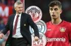 Leverkusen báo giá 'báu vật', Man Utd chết lặng
