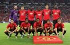 Xếp hạng top 50 CLB mạnh nhất thế giới: Cú sốc với Man Utd