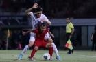 'Tí hon' tuyển Indonesia thừa nhận Văn Hậu quá cao so với cầu thủ châu Á
