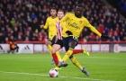 Sao Arsenal được Patrice Evra khuyên đến phòng gym nếu muốn tỏa sáng