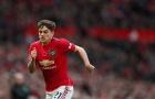 Vua tốc độ ở Man Utd: Daniel James chỉ xếp thứ nhì
