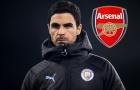 'Anh ấy còn hơn cả sẵn sàng làm HLV Arsenal'