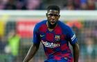 4 trung vệ cực chất để Man Utd hỏi mượn: Từ Barca, Real đến Juventus