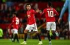 Quá bất ngờ, Man Utd có bộ 3 còn đáng sợ hơn cả Salah - Firmino - Mane