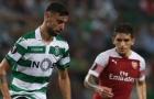 Sao Arsenal nhắn lời không ngờ đến Bruno Fernandes