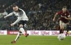 Rooney ghi bàn quyết định, đưa Derby gặp Man Utd ở vòng 5 FA Cup