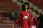 'Khả năng giữ thăng bằng của cầu thủ Man Utd đó rất đặc biệt'