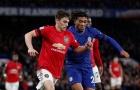 Fan Quỷ đỏ: 'Bailly còn kĩ thuật và tinh tế hơn cậu ấy nhiều'