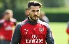 Arsenal đón nhận hung tin tiếp theo sau Mohamed Elneny