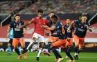 Fernandes sút như nã đạn, Man Utd trả đủ 'món nợ' trước Istanbul Basaksehir
