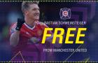 CHÍNH THỨC: Schweinsteiger chia tay Man United