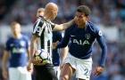 Newcastle 0-2 Tottenham: Chiếc thẻ đỏ tai hại