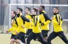 Tích cực tập luyện, Dortmund quyết sửa sai tại nước Áo