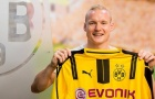 Sebastian Rode rời Bayern gia nhập Dortmund