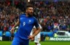 Pháp đè bẹp Iceland trong một trận cầu mưa bàn thắng