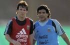 Quan điểm chuyên gia: 'Messi không có được tư chất của Maradona'