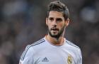 'Isco ở lại là điều tuyệt vời với Real Madrid'