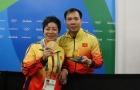 Quan chức thể thao Việt Nam dự Olympic thay bác sỹ và HLV