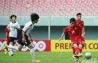 U19 Việt Nam may mắn vào chung kết sau quả phạt đền