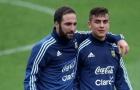 'Bạn thân' của Messi khiến Dybala, Higuain đồng loạt thất vọng