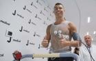 Phát hiện đáng kinh ngạc của Juventus sau buổi kiểm tra y tế với Ronaldo