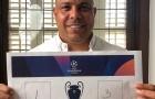 Ronaldo đưa ra dự đoán về trận chung kết Champions League