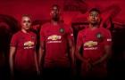 Xếp hạng 10 bộ đồ thi đấu đẹp nhất của M.U trong kỷ nguyên Premier League