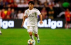 'Messi Nhật Bản' được đánh giá cao nhất trận Real thảm bại trước Atletico