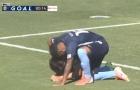 Cầu thủ ghi bàn thắng quyết định cho đội nhà chỉ 3 giờ sau khi nghe tin cha qua đời