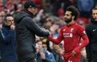 Thủ tục đặc biệt giữa Salah và Klopp trước mỗi trận đấu