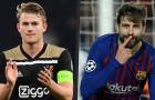 Báo thân Barca: De Ligt không đến Camp Nou vì bị Pique tác động